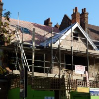 Hampstead Roof Refurbishment